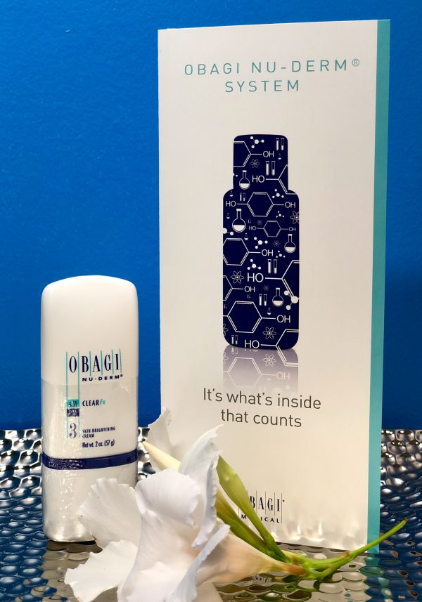 Obagi Nu-Derm Clear Fx Skin Brightening Cream
