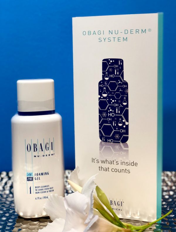 Obagi Nu-Derm Foaming Gel O1